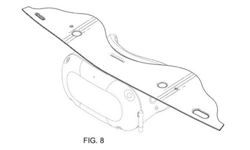 Oculus may have filed patent for Santa Cruz headset's fabric wrap