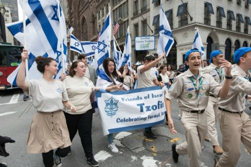 The Simple Joy of Celebrating Israel
