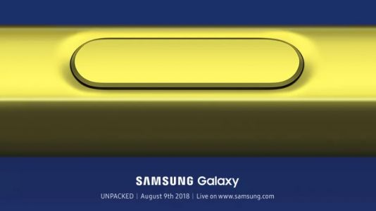 Samsung Galaxy Note 9 launches