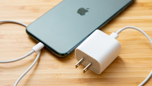 No, you don't need a charger with your iPhone 12 or Samsung Galaxy S30