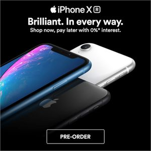 How to buy the iPhone XR unlocked