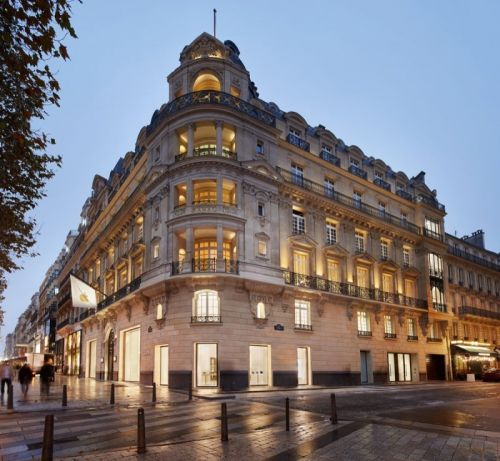 Apple Previews New Champs-Élysées Store in Paris, Opening This Sunday