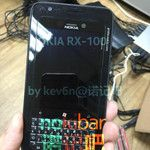 Unreleased Nokia Windows Phone 8 handset leaks with physical QWERTY in tow