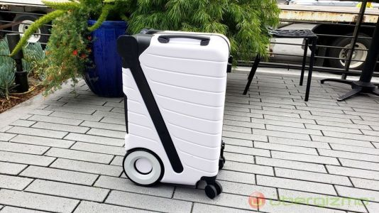 The SIX, Next-gen Carry-on by G-RO