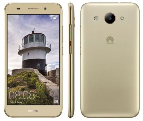 Android-Powered Huawei Y3 & Y5 Prime Leak On Renders
