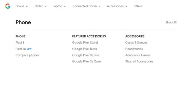 Pixel 3a, Nest Hub Max, and much more appear on refreshed Google Store