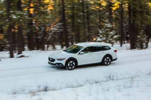 The station wagon is alive and well: Driving the Buick Regal TourX