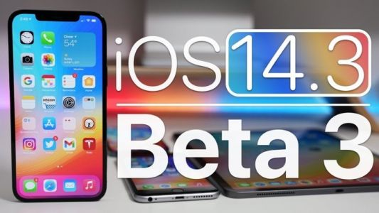 What's new in iOS 14.3 beta 3