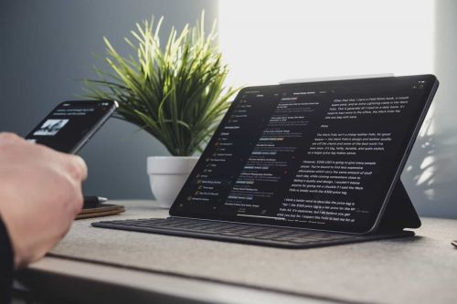 Shawn Blanc's iPad Blogging Workflow, a Reader's Setup, and More Ulysses Workflows