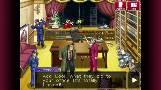 'Ace Attorney Investigations: Miles Edgeworth' Review - Out of the Court, Into the Files