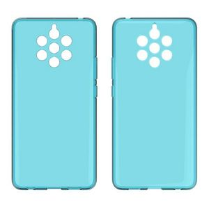 Case renders for the Nokia 9 PureView feature cut outs for the rumored penta-camera setup