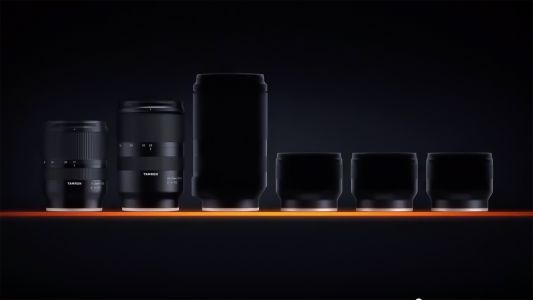 Are Sony Alpha mirrorless users about to get four fresh Tamron lenses?