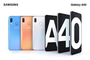 Samsung's Galaxy A40 is ridiculously cheap with this O2 contract