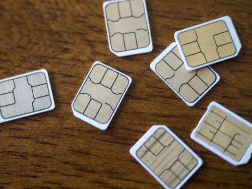 What to do if you've locked yourself out of access to your SIM card