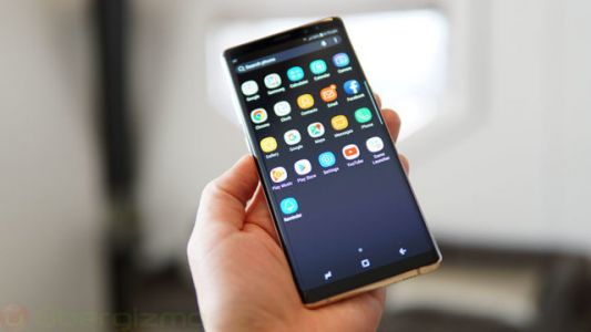 Galaxy Note 8 Android 8.0 Oreo Update Released