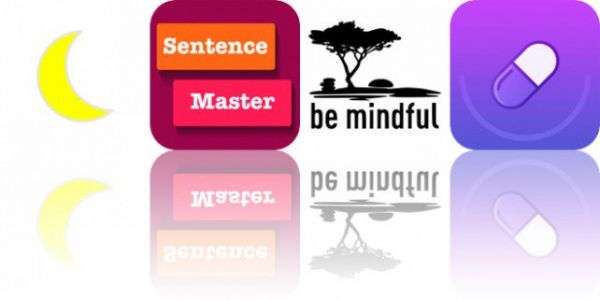 Today's Apps Gone Free: Deep Sleep Aid, Sentence Builder, Be Mindful and More