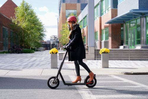 Superpedestrian launches e-scooter designed to be smarter, cheaper, and more durable