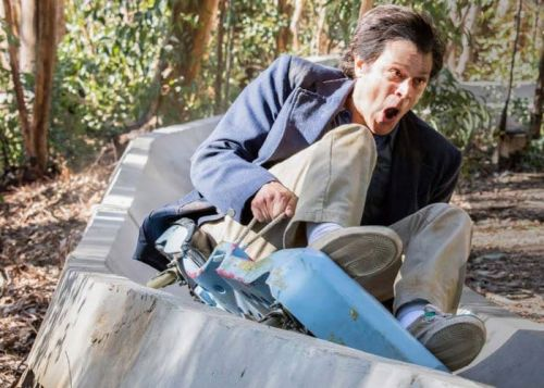 Action Point Theme Park Movie Starring Johnny Knoxville