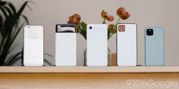 Poll: What do you think this year's Pixel lineup should be named?