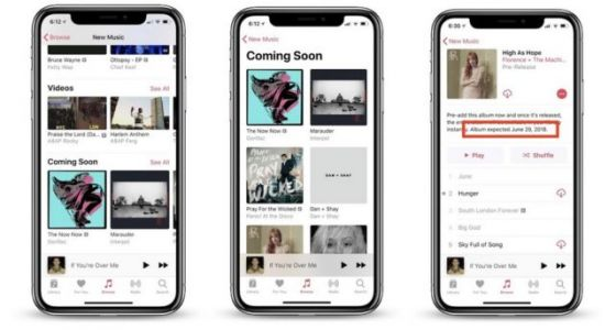 Apple Acquires Analytics Firm To Boost Apple Music Recommendations