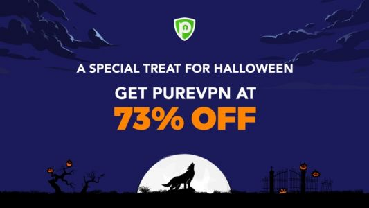 PureVPN Halloween Special Discount - Get a VPN for Only $2.99 per Month