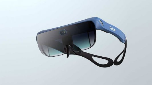 Rokid Vision 2 Are Stylish New Binocular Mixed Reality Glasses