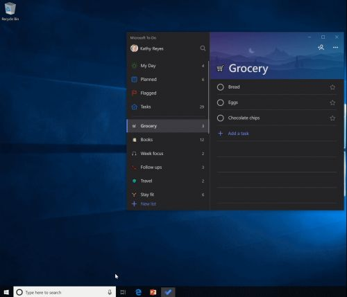 A faster and easier way to stay on top of your tasks - Cortana with Microsoft To-Do
