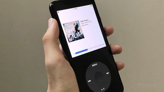 Rewound is an app that transforms your iPhone into an iPod Classic
