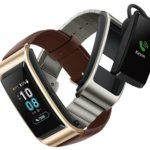 Huawei announces TalkBand B5 wearable with pop-out Bluetooth headset