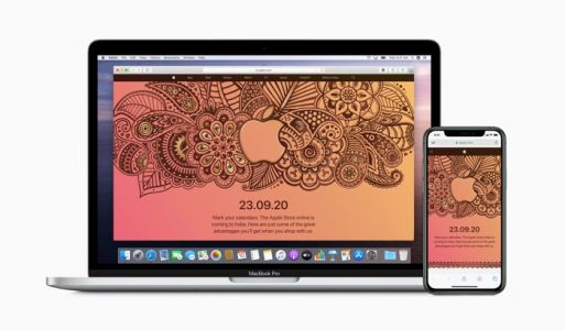 Apple online store launching in India next week