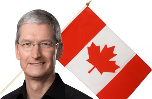Tim Cook Makes First Trip to Canada as Apple CEO With Surprise Visit to Toronto
