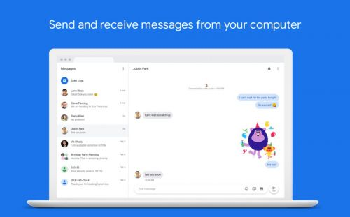 Google's Messages app now offers RCS messaging to Android users in the US