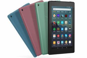 Save up to 40% on the all-new Fire 7 and Fire HD 8 at Amazon