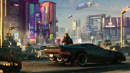 Cyberpunk 2077 has a hardcore mode that says goodbye to UI