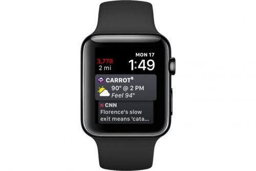 Carrot Weather's Latest Update is All About Siri in iOS 12, watchOS 5