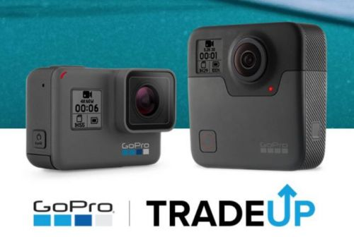 GoPro Launches 'TradeUp' Program, Will Accept Any Camera
