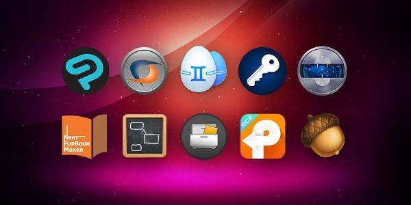 This Black Friday Mac App bundle includes 10 award-winning titles for just $20