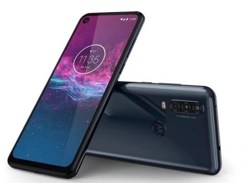 New Motorola One Vision Plus smartphone gets benchmarked