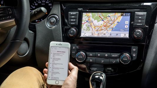 Nissan's Qashqai gets a boost with an all-new infotainment system