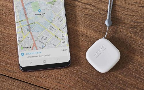Samsung Reportedly Developing 'Galaxy Smart Tag' Rival to Apple AirTags