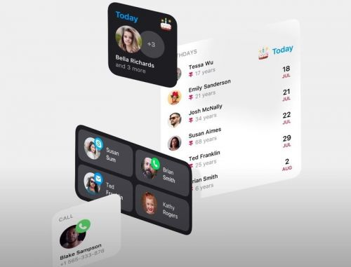 Cardhop 2 from Flexibits gets huge new features and a new business model