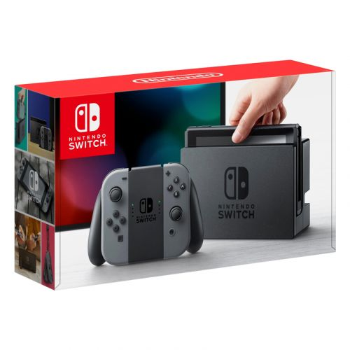 Bring home the Nintendo Switch console for just $261 today only