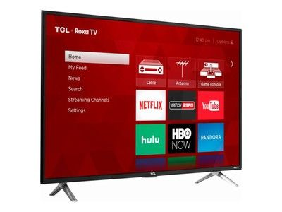 Save big on TCL's 49-inch 4K Roku TV refurbished and down to $250