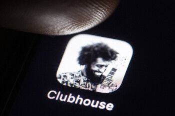 Security breach on Clubhouse app