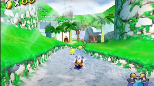 All Red Coin levels in Super Mario Sunshine