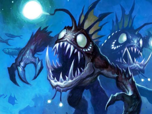 Let's pour one out for Hearthstone's Coldlight Oracle