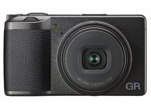 Ricoh GR III compact camera features new lens and 24.2mp sensor