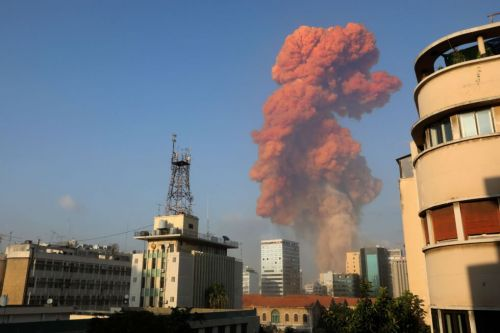 What we know about the massive chemical explosion in Beirut