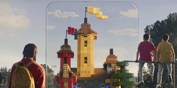 Microsoft chasing Pokémon GO's AR success with 'Minecraft Earth' for iOS and Android