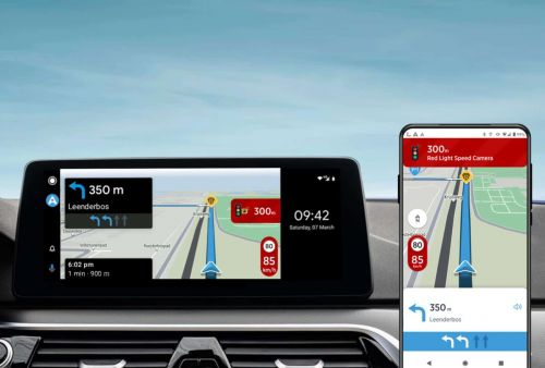 TomTom AmiGO Comes As A New Navigation Platform For Android Auto
